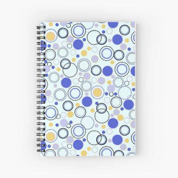 Dots & Bubbles geo son Estados Unidos ... Cuaderno de espiral