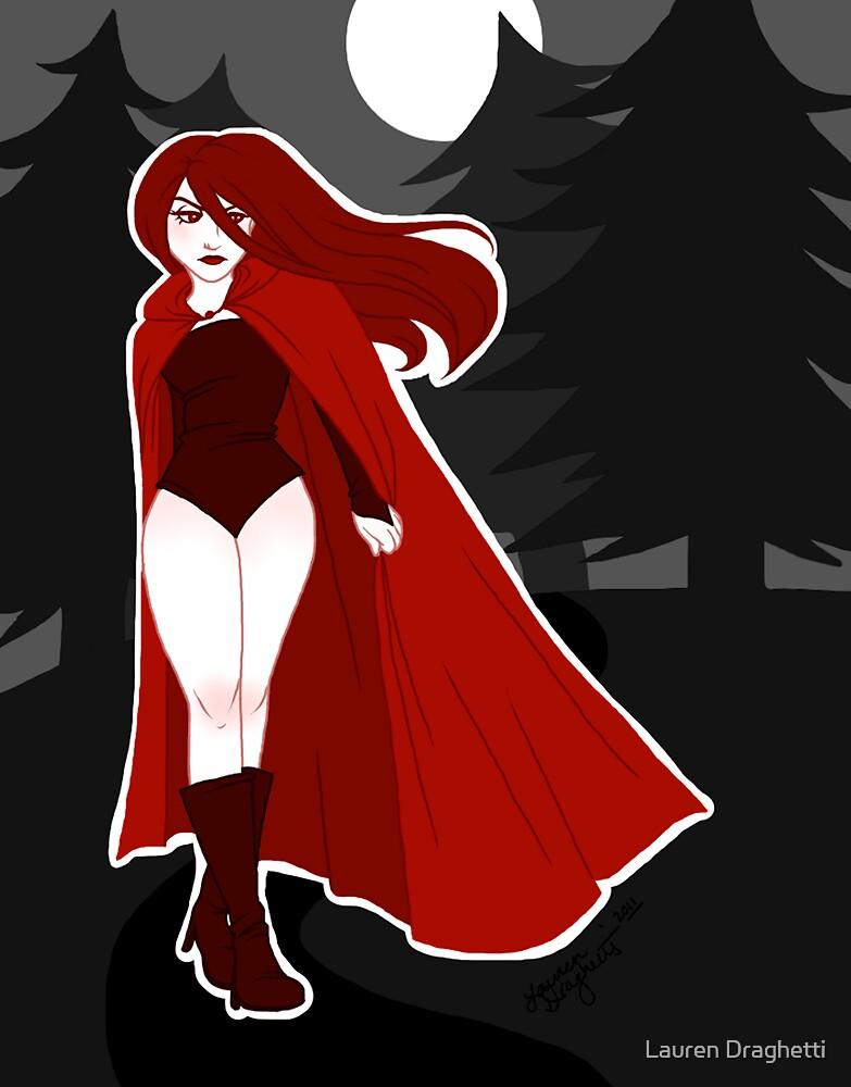 Red by Lauren Draghetti