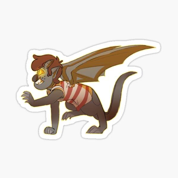 Gargoyle Stanley Sticker