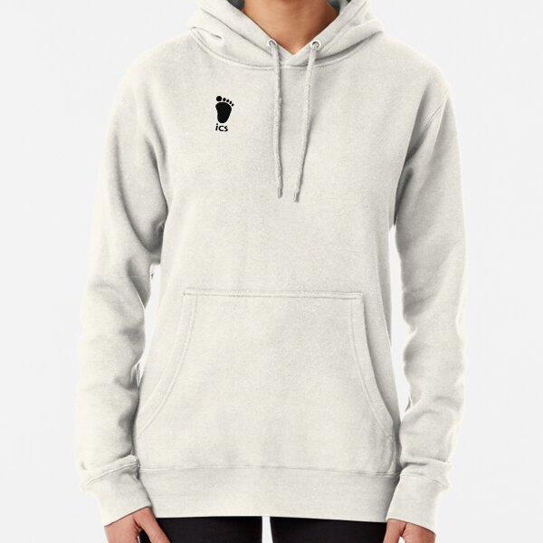Karasauno ICS Sweatshirt Jersey Logo for Haikyuu Cosplay Pullover Hoodie