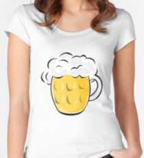 Pint Women's Fitted Scoop T-Shirt