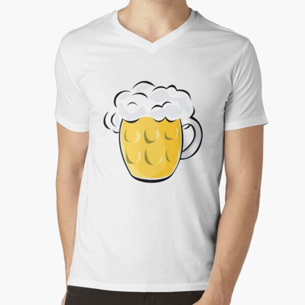 Pint V-Neck T-Shirt