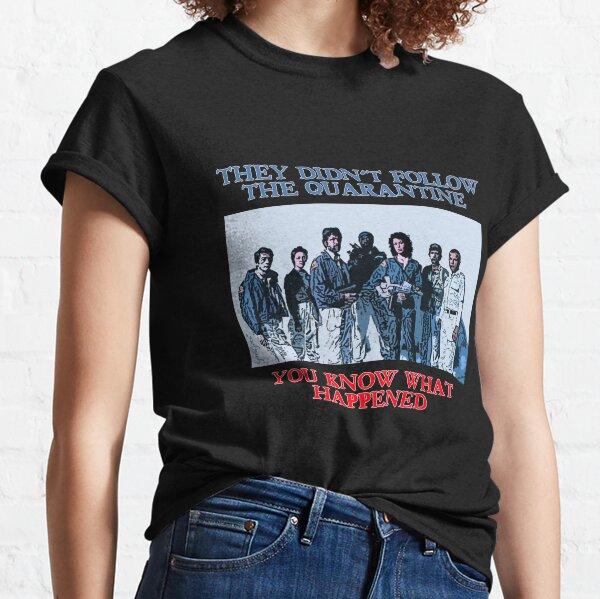 Quarantaine Nostromo T-shirt classique