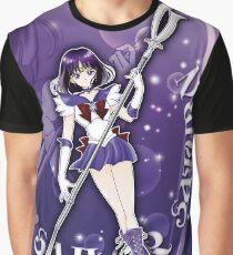 Sailor Saturn Graphic T-Shirt