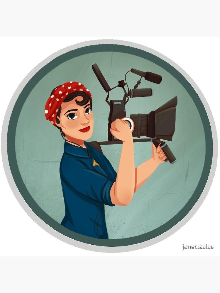 Rosie the Filmmaker | Rosie the Riveter by janettsalas