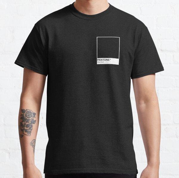 Pantone Black Soul T-shirt classique