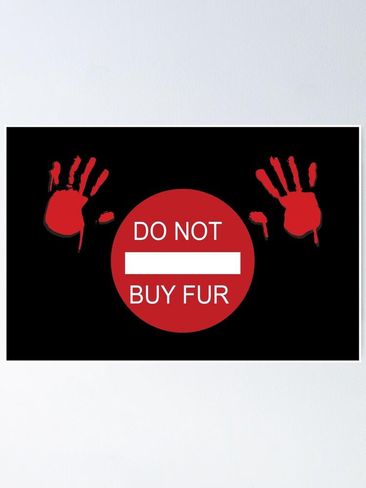 Poster Do Not Buy