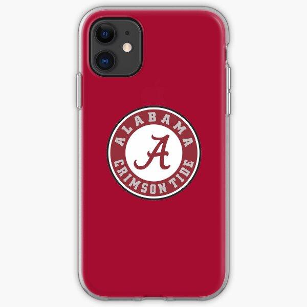 Popular Crimson-Alabama  iPhone Soft Case