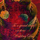 WEDDING CARD. by Vitta