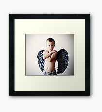 One More Time With Feeling Framed Print