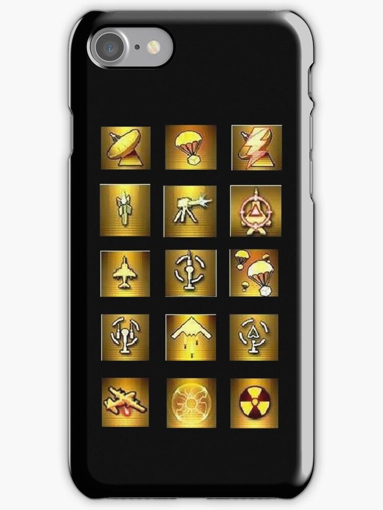 Modern Warfare Killstreak-App style Design by TalkThatTalk