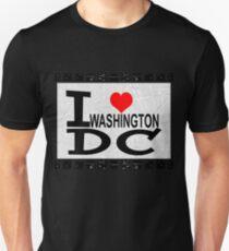I love Washington, D.C T-Shirt