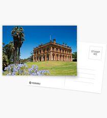 Martindale Hall, Mintaro, South Australia Postcards
