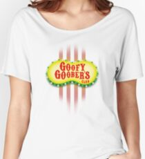 Goofy Goober's Club! Women's Relaxed Fit T-Shirt