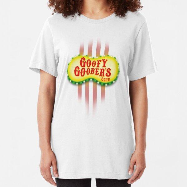 Goofy Goober's Club! Slim Fit T-Shirt