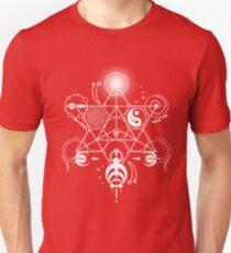 Sacred Crops -White T-Shirt