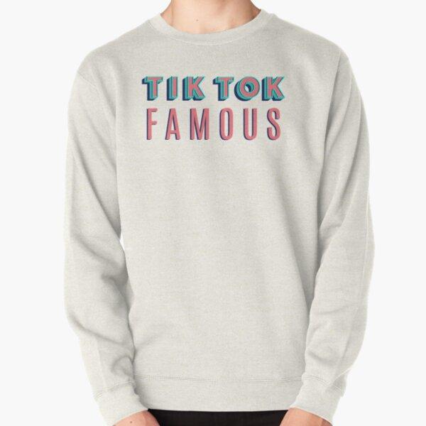 Tik Tok Famous Sweatshirt épais
