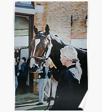 The Yearling Sales Poster