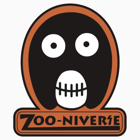 TShirtGifter presents: The Mighty Boosh Zooniverse Patch