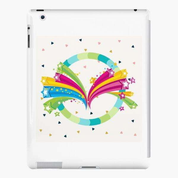 Colour design art for redbubble iPad Snap Case