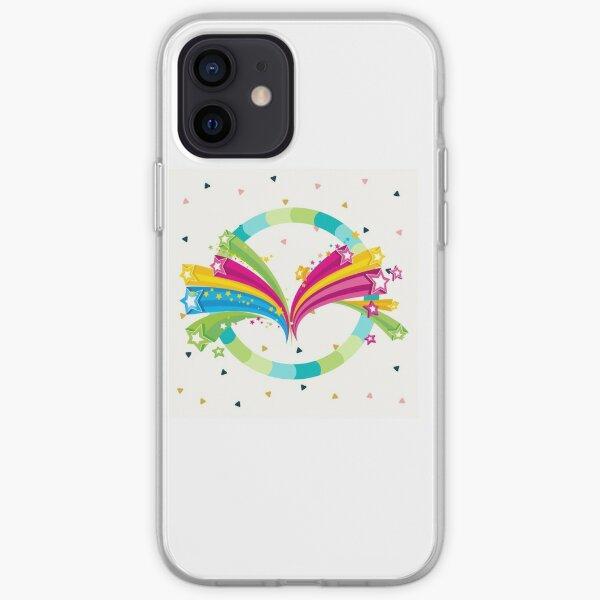 Colour design art for redbubble iPhone Soft Case