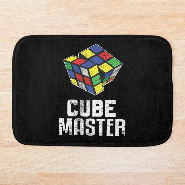 Rubix Puzzle Cube Bath Mat