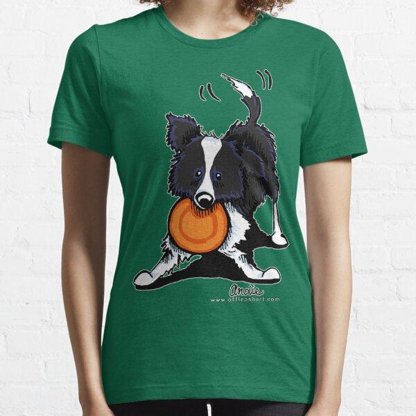 Border Collie @ Play Essential T-Shirt