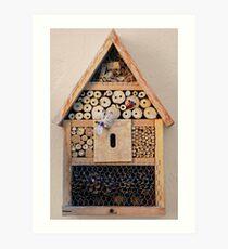 Home handicraft Art Print