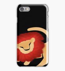 Adult Simba  iPhone Case/Skin