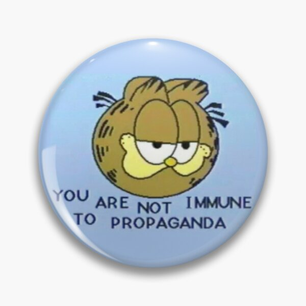 You Are Not Immune Pin