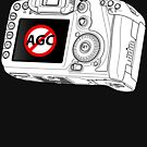 Canon 7D with AGC disable by Robin Lund