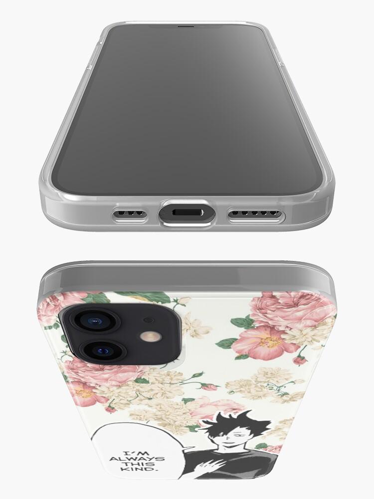 Alternate view of Haikyuu!! Kuroo Quote (Option 1) iPhone Case & Cover