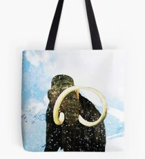 Wooly Mammoth! Tote Bag