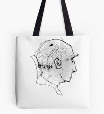 Elderly Sojourner  Tote Bag