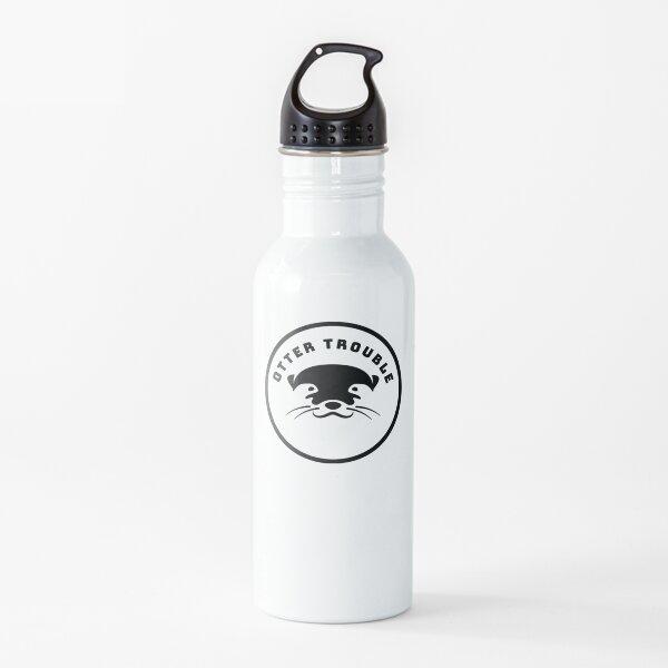 Otter Trouble Water Bottle