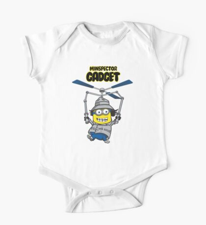 Minspector Gadget Kids Clothes