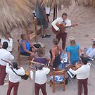 Mariachi Group at Playa Olas Altas, Puerto Vallarta, Mexico by PtoVallartaMex