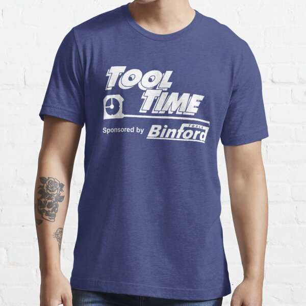 Tool Time sponsorisé par Binford Tools T-shirt essentiel