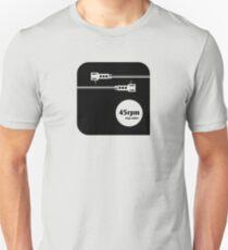 Vinyl Addict 2 Unisex T-Shirt