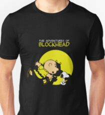 The Adventures of Blockhead T-Shirt