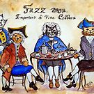 The Fuzz Brothers by Robin Spring Bloom
