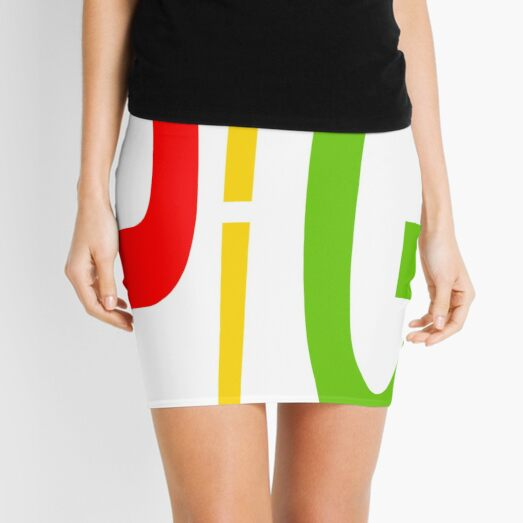 PTG - post traumatic growth Mini Skirt