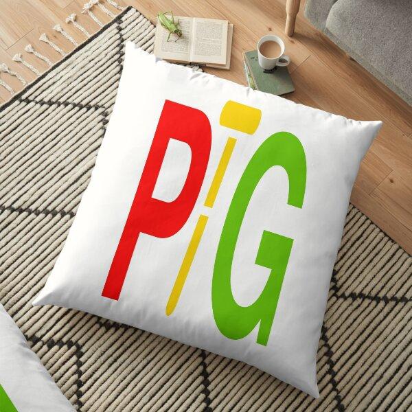 PTG - post traumatic growth Floor Pillow