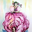 Rose Pixie by Robin Spring Bloom