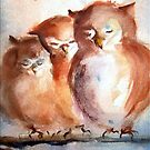 Wise Guys by Robin Spring Bloom