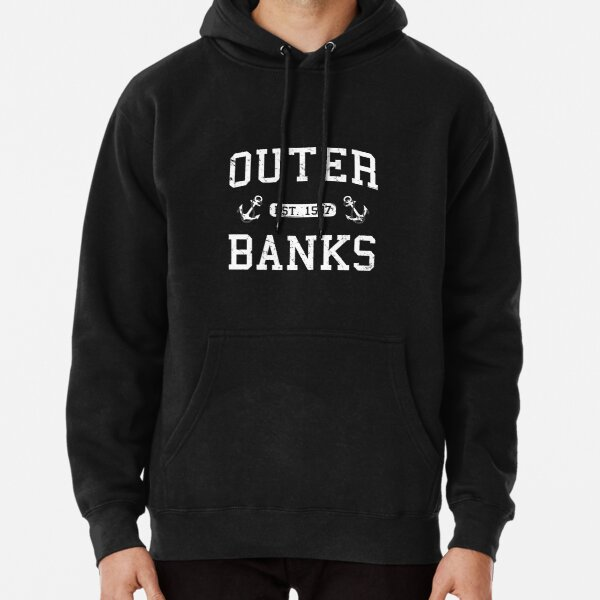 Outer Banks NC North Carolina Pullover Hoodie