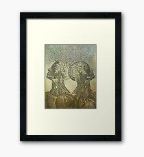 Mindgrower Poster Framed Print