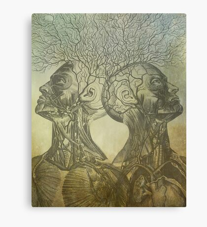 Mindgrower Poster Canvas Print