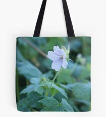 First Flower Of The Year Tote Bag