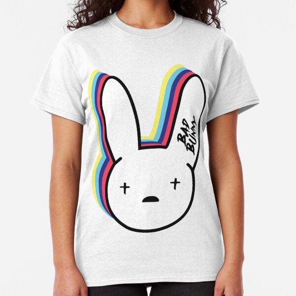 Bad Bunny Logo Classic T-Shirt